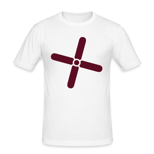 Break Even Plus - Herre Slim Fit T-Shirt