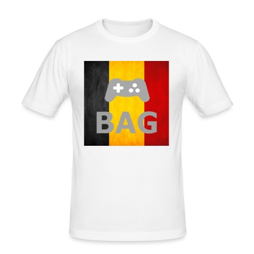 BelgiumAlpha Games - Men's Slim Fit T-Shirt