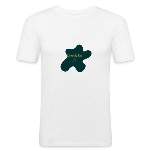 Miranda Bos_YT Merchandise - slim fit T-shirt