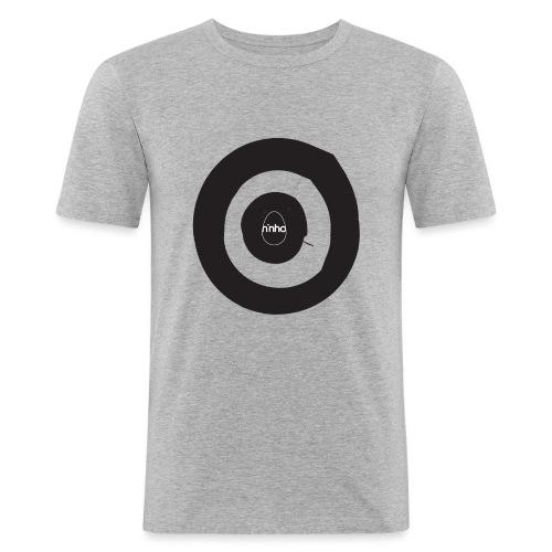Ninho Target - Maglietta aderente da uomo