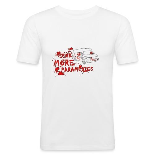 Send More Paramedics - Men's Slim Fit T-Shirt