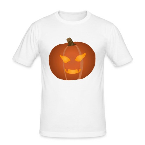 Pumpkin - Slim Fit T-shirt herr