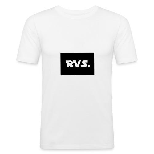 RVS - Mannen slim fit T-shirt