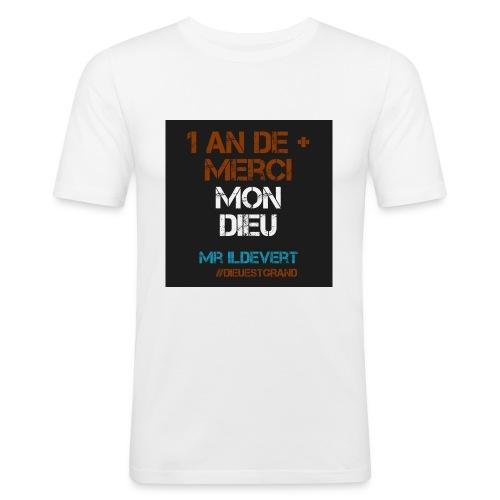 MMD - T-shirt près du corps Homme