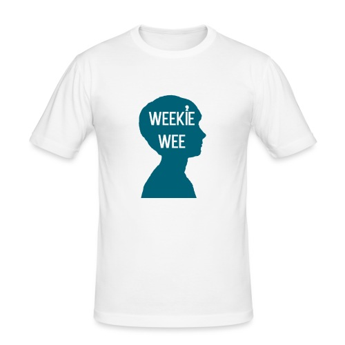 TShirt_Weekiewee - Mannen slim fit T-shirt