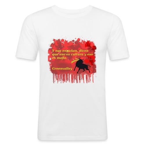 Tauromaquia - Camiseta ajustada hombre