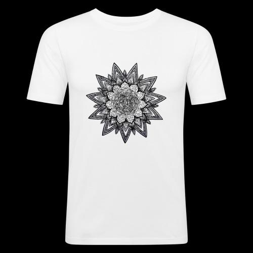 trippy dreams - T-shirt près du corps Homme