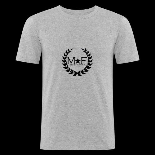 MF - T-shirt près du corps Homme