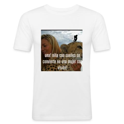 Women girls - Camiseta ajustada hombre