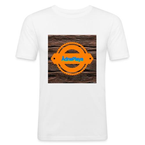 New - Slim Fit T-skjorte for menn