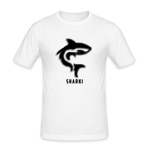 Sharki - Men's Slim Fit T-Shirt