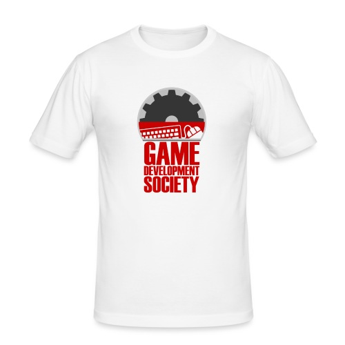 Game Development Society - Men's Slim Fit T-Shirt