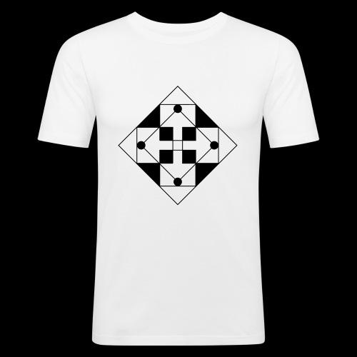Veint One - Männer Slim Fit T-Shirt