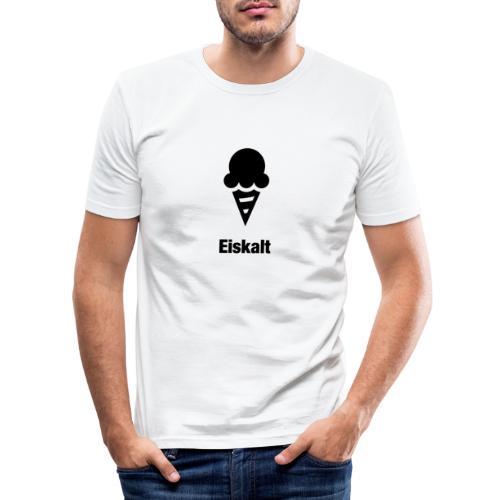 Eiskalt - Männer Slim Fit T-Shirt