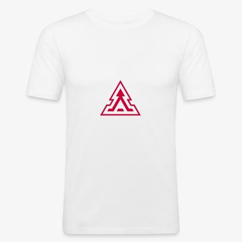 MrCraith Logo - Mannen slim fit T-shirt