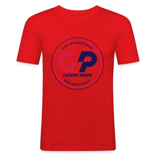 retro - Men's Slim Fit T-Shirt