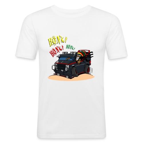 0779 BA RASTA VAN - slim fit T-shirt