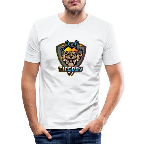 Lions Anarchy - Männer Slim Fit T-Shirt