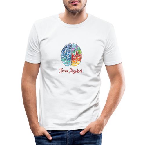 Forex mindset - Men's Slim Fit T-Shirt