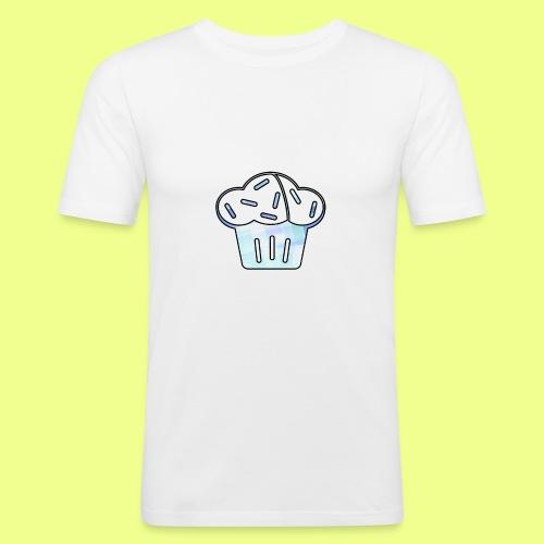 Pastel - Camiseta ajustada hombre