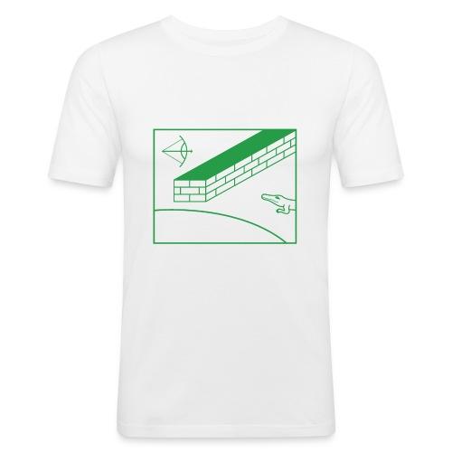 Cami - Männer Slim Fit T-Shirt