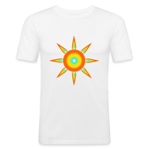 Strahlstern - Männer Slim Fit T-Shirt