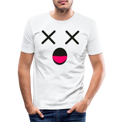 émerveillé - T-shirt près du corps Homme