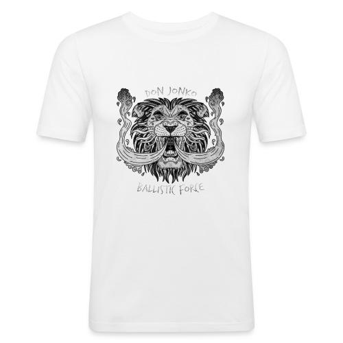 Don Jonko Ballistic Force - Mannen slim fit T-shirt