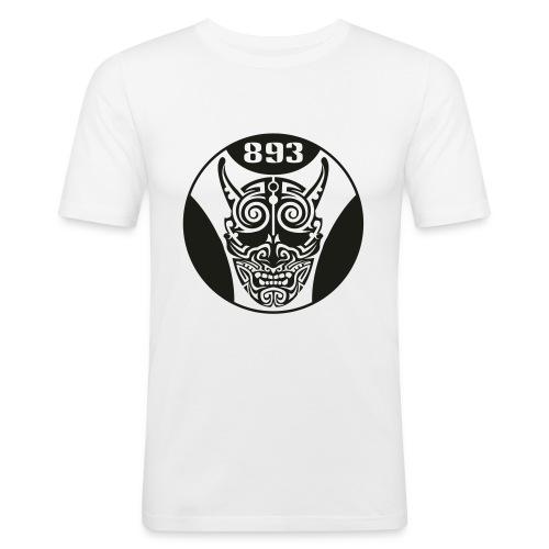 yakuza one color - T-shirt près du corps Homme