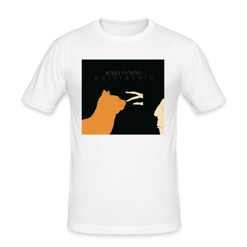 Gaturbe-Gato MimadoG - Camiseta ajustada hombre