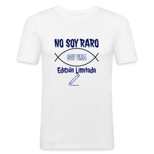 Edicion limitada - Camiseta ajustada hombre