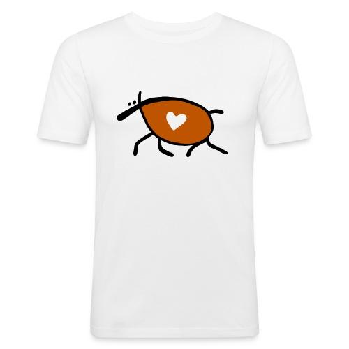 Otus - Miesten tyköistuva t-paita
