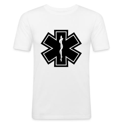 paramedic2 eps - Männer Slim Fit T-Shirt