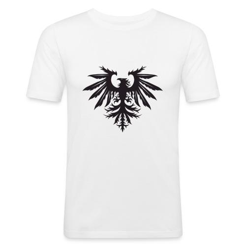 NEW Bird Logo Small - Men's Slim Fit T-Shirt