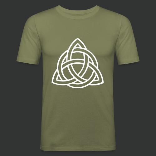 Celtic Knot — Celtic Circle - Men's Slim Fit T-Shirt