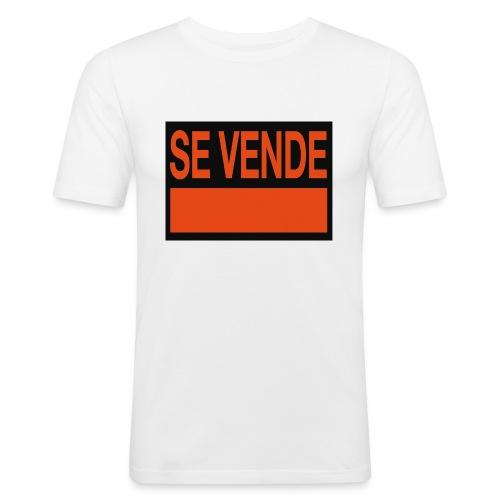 SE VENDE - Camiseta ajustada hombre