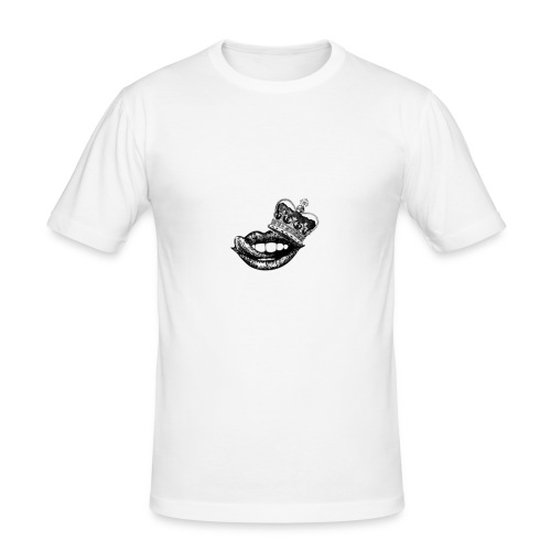 Fashion Lips T-Shirt - Maglietta aderente da uomo