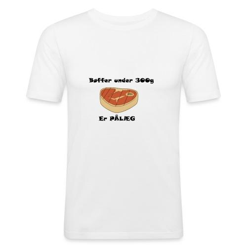 Bøf - Herre Slim Fit T-Shirt