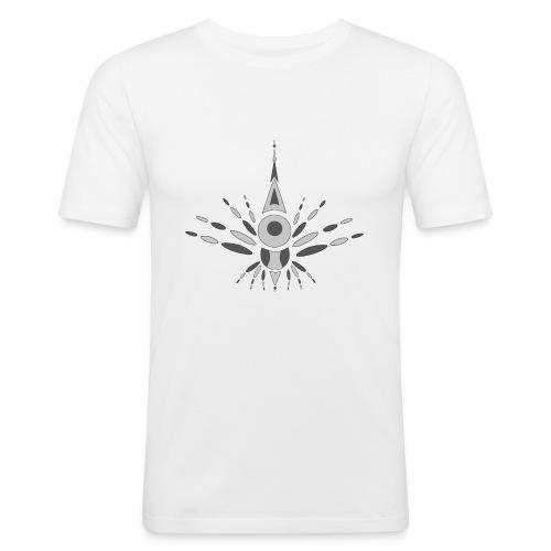 Mosqito - Obcisła koszulka męska