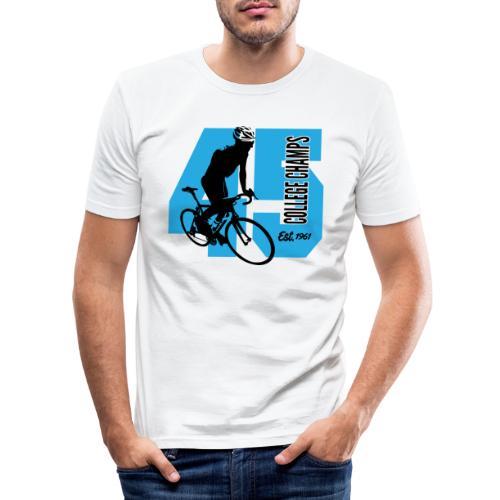 Wielersport - slim fit T-shirt