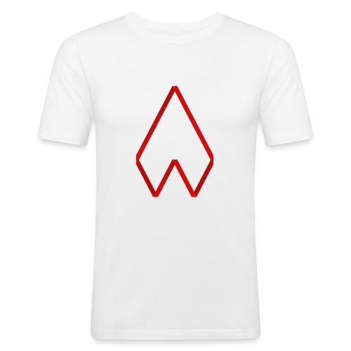 logo AMCOM pour le site - T-shirt près du corps Homme