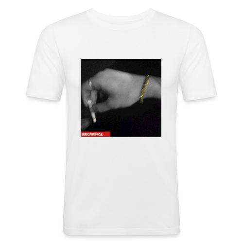 Malaspina | Classic Smoke - Maglietta aderente da uomo