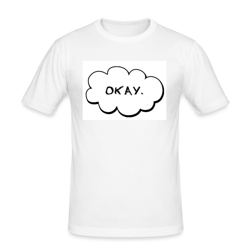 okay_2-jpg - slim fit T-shirt
