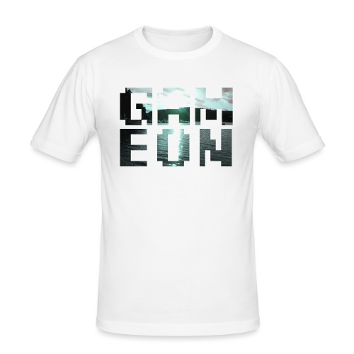 Game On! - Slim Fit T-skjorte for menn