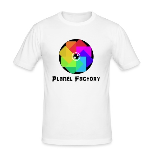 Planel Factory - T-shirt près du corps Homme