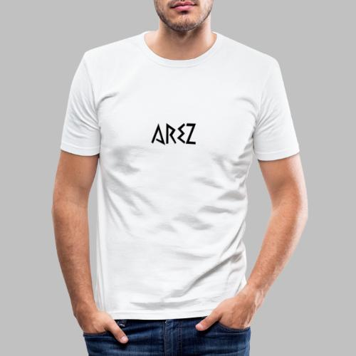 Arez - Männer Slim Fit T-Shirt