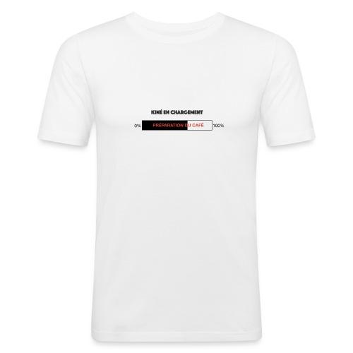 Kiné en charment - T-shirt près du corps Homme