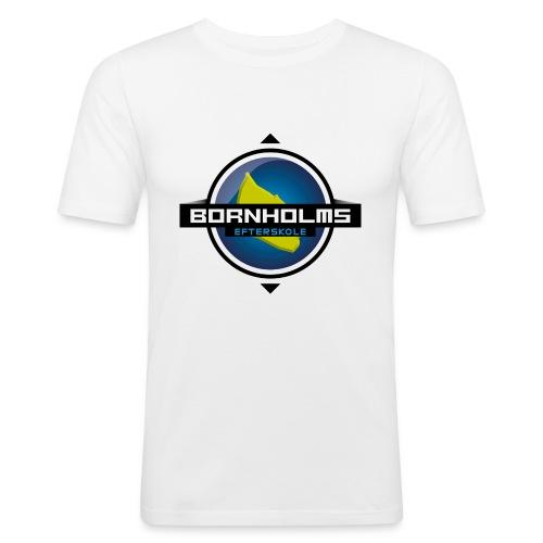 BORNHOLMS_EFTERSKOLE - Herre Slim Fit T-Shirt