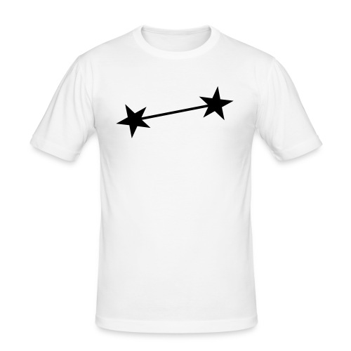 Seeing Stars - Mannen slim fit T-shirt