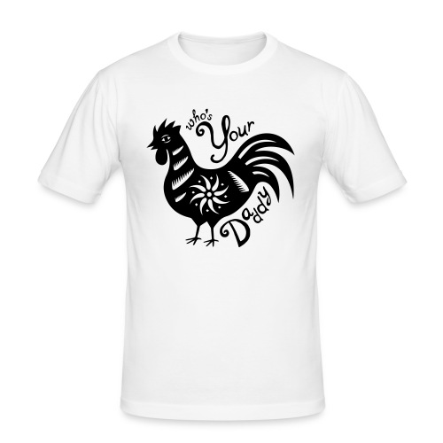 Cock Daddy - slim fit T-shirt